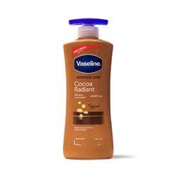 ڤازلين لوشن اشراقة الكاكاو للبشرة الجافة 400مل - Vaseline - Glosscairo - Egypt