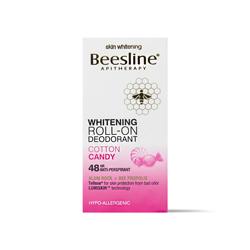 مزيل لرائحة العرق و لتفتيح البشرة برائحة الحلوى 50مل -Beesline - Glosscairo - Egypt