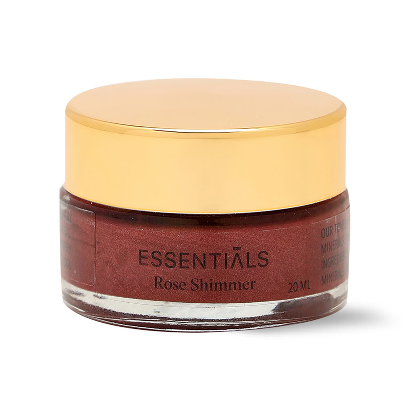 هايلايتر Rose Shimmer ومرطب للوجه 20مل - Essentials - 160.00EGP - Buy it from GlossCairo.com
