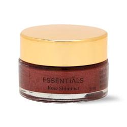 هايلايتر Rose Shimmer ومرطب للوجه 20مل – Essentials - Glosscairo - Egypt