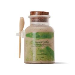 كريم تقشير للوجه والجسم بالقهوة الخضراء 240مل - Essentials - Glosscairo - Egypt