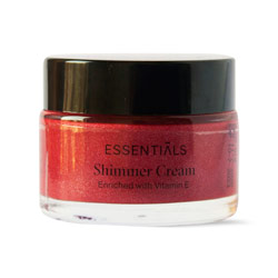"ملمع كريمي للبشرة  Shimmer Cream – Candy Rose  رقم ""1"" 30 مل – Essentials - Glosscairo - Egypt"