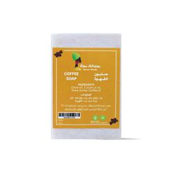 رو أفريكان صابونة القهوة للبشرة 75جرام - Raw African - Glosscairo - Egypt