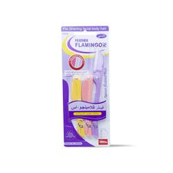 شفرات فلامنجو للسيدات لإزالة شعر الوجه والجسم – Feather Flamingos - Glosscairo - Egypt