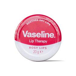 فازلين معالج الشفاه الوردى 20جرام - Vaseline - Glosscairo - Egypt