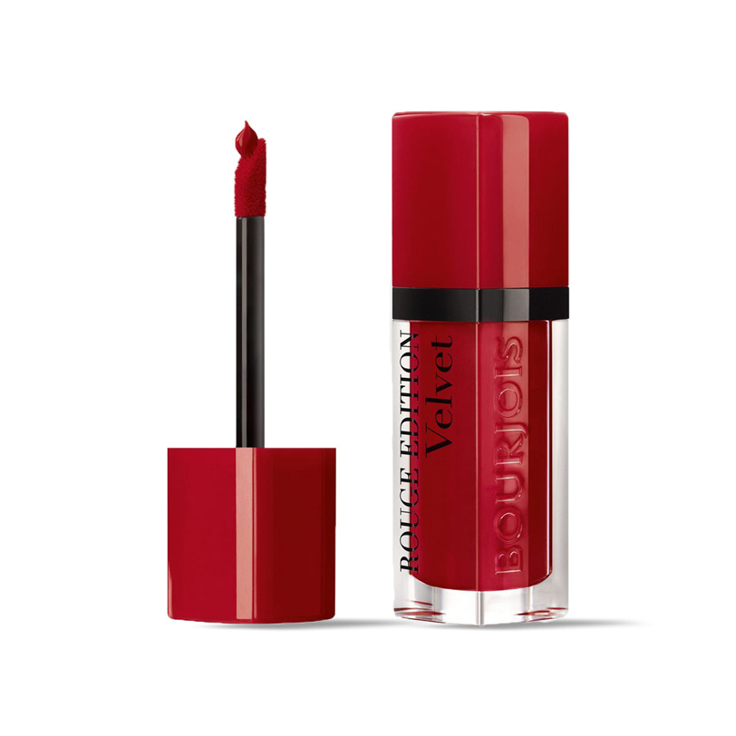 أحمر شفاه سائل 15 RED-VOLUTION غير لامع 6.7مل - Bourjois - 250.00EGP - Buy it from GlossCairo.com