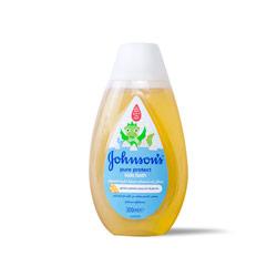 جونسون سائل استحمام حماية نقية للصغار 300 مل – Johnson - Glosscairo - Egypt