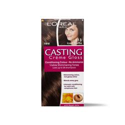 لوريال كاستينغ كريم صبغة خاليه من الأمونيا شوكولاته مثلجة 513 - L'oreal - Glosscairo - Egypt