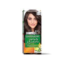 غارنية صبغة شعر بنى رمادى  فاتح 5.1 - Garnier - Glosscairo - Egypt