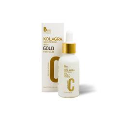 كولاجرا سيروم الذهب لمقاومة تجاعيد البشرة 30مل - kolagra - Glosscairo - Egypt