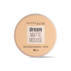 فاونديشن ماط 021 Nude للوجه 18مل – Maybelline - Glosscairo - Egypt