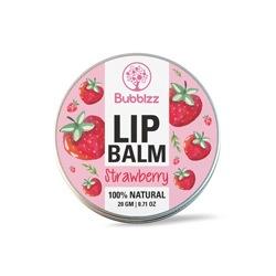 مرطب الشفاه بالفراولة 50جرام - Bubblzz - 40.00EGP - Buy it from GlossCairo.com