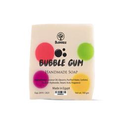 صابونة طبيعية برائحة 160 Bubblegum جرام – Bubblzz - Glosscairo - Egypt