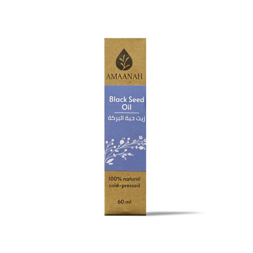 أمانه زيت حبة البركة 60مل - Amaanah - 45.00EGP - Buy it from GlossCairo.com