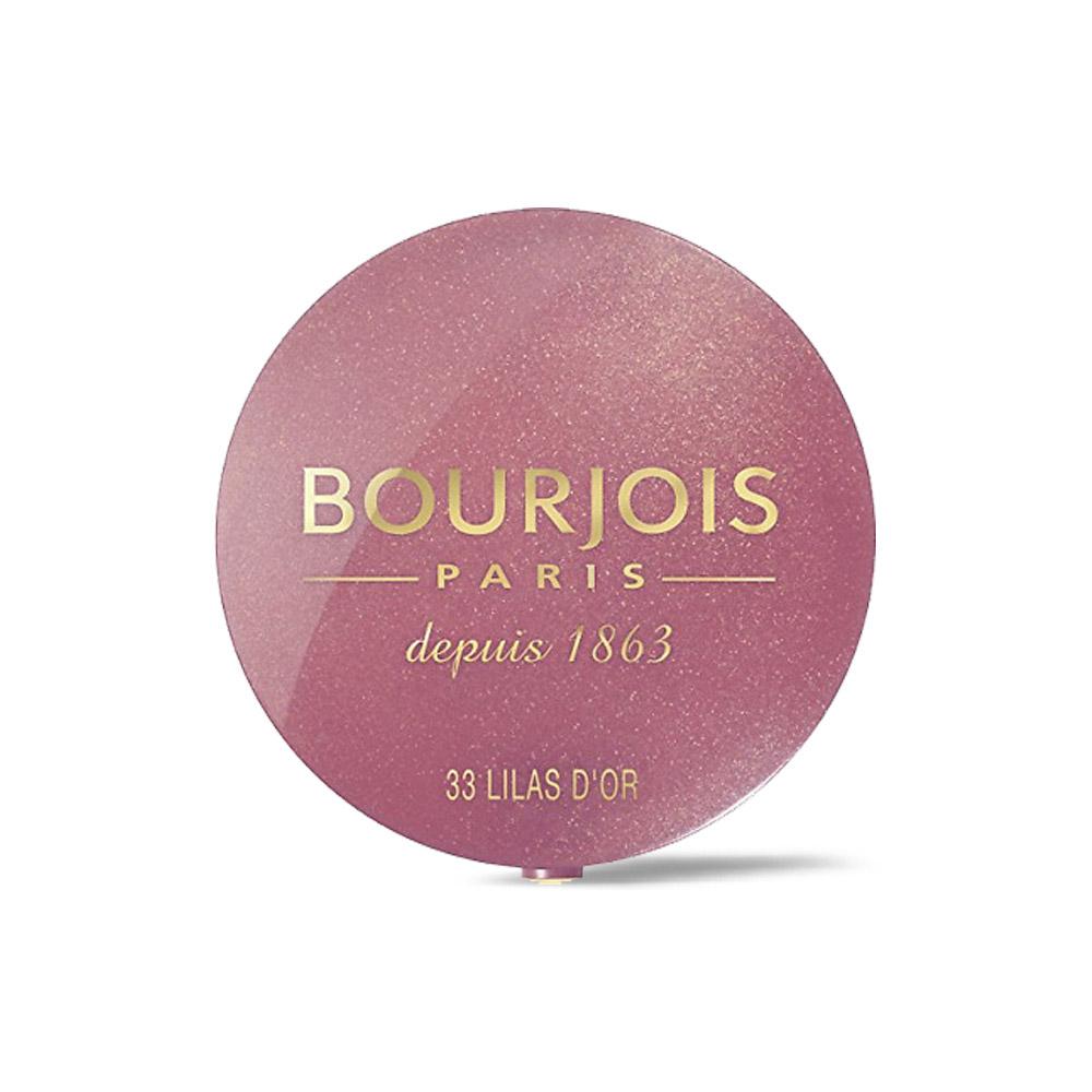بلاشر  33 Lilas D'or للوجه 2.5 جرام – Bourjois - Glosscairo - Egypt