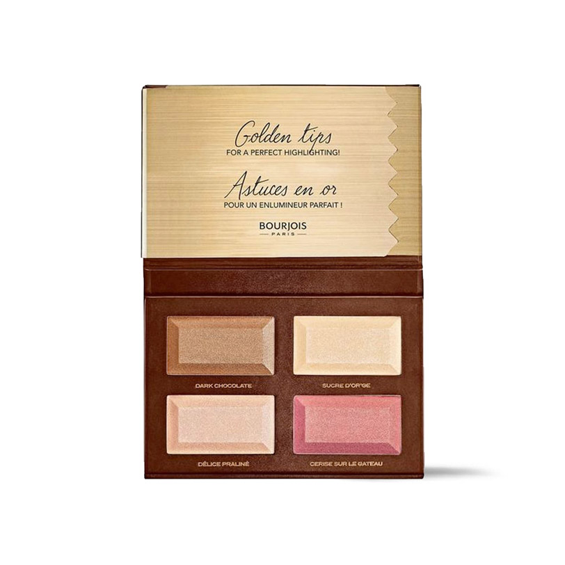 هايلايتر Palette - 01 بودرة - Bourjois - 235EGP - Buy it from GlossCairo.com