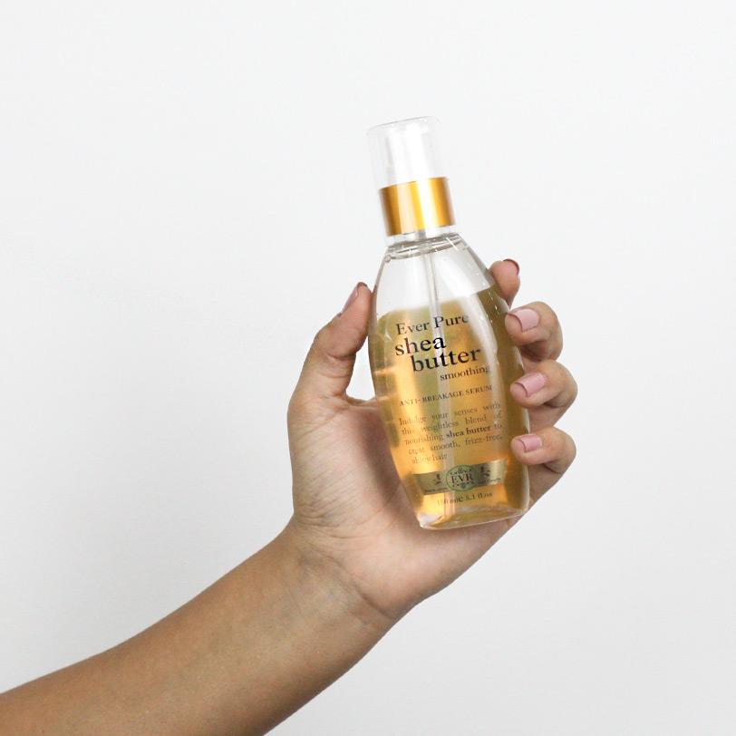 ايفر بيور سيروم للشعر بزبدة الشيا  للشعر الجاف 150مل - Ever Pure - 120EGP - Buy it from GlossCairo.com