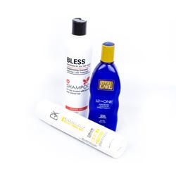 مجموعة حماية الشعر المصبوغ - Protect color-treated hair set - Glosscairo - Egypt