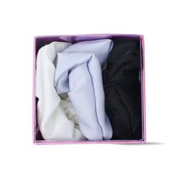 مجموعة توكBlack, Ivory and Grey للشعر - Sleek - Glosscairo - Egypt