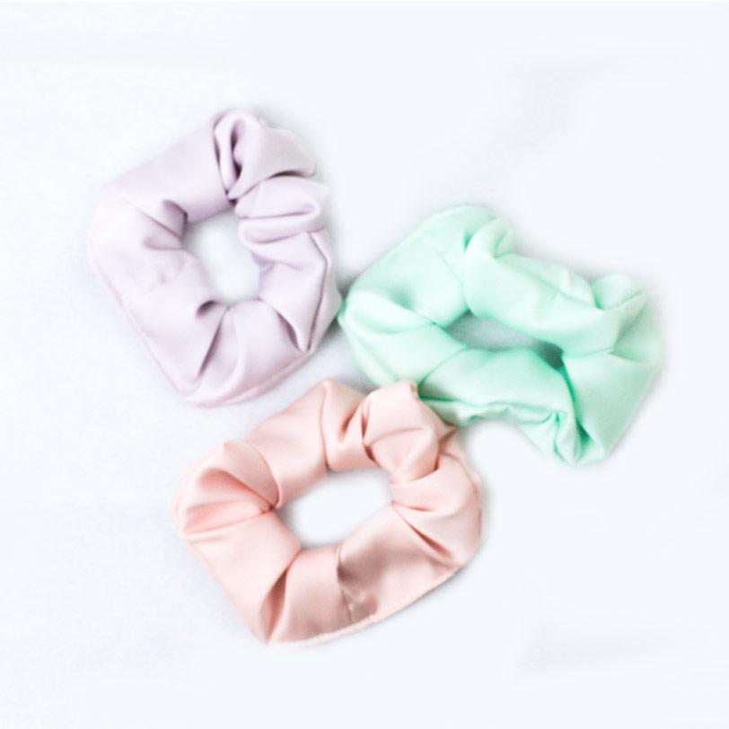 مجموعة توك Lavender, Mint and Light Peach  للشعر - Sleek - 150EGP - Buy it from GlossCairo.com