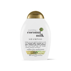 او جي أكس شامبو مغذٍ للشعر بحليب جوز الهند385 مل - OGX - Glosscairo - Egypt