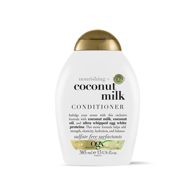 أو جي أكس بلسم مغذٍ بحليب جوز الهند385 مل - OGX - 250.00EGP - Buy it from GlossCairo.com