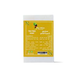 رو أفريكان صابونة شجرة الشاى 75جرام – Raw African - Glosscairo - Egypt