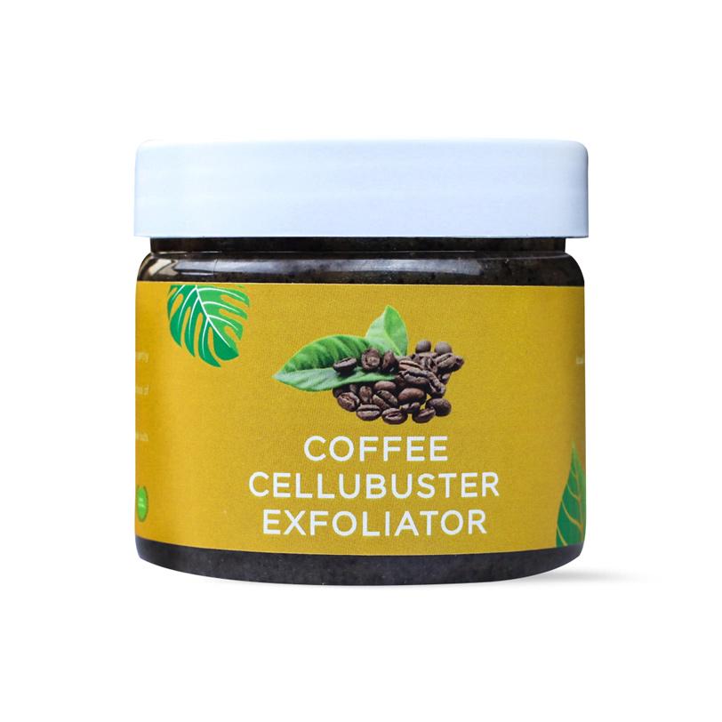 رو أفريكان مقشر للجسم بالقهوة للسيلوليت 200جرام - Raw African - 150EGP - Buy it from GlossCairo.com