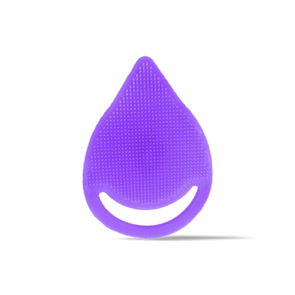 فرشاة سيليكون لتنظيف البشرة  - Scrubby Bubby - 25EGP - Buy it from GlossCairo.com