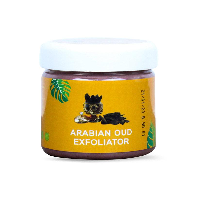 اسكراب للجسم برائحة العود - Raw African - 120.00EGP - Buy it from GlossCairo.com