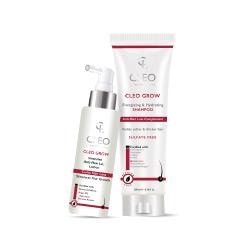 مجموعة زيادة نمو وكثافة الشعر - Hair Growth Bundle - 442.00EGP - Buy it from GlossCairo.com
