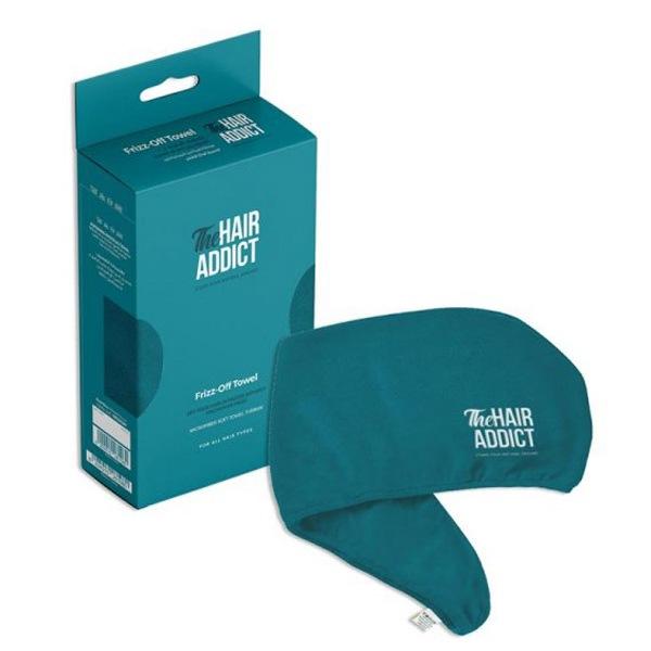 التربون المثالية لتنشيف الشعر كبيرة - The Hair Addict - 240EGP - Buy it from GlossCairo.com