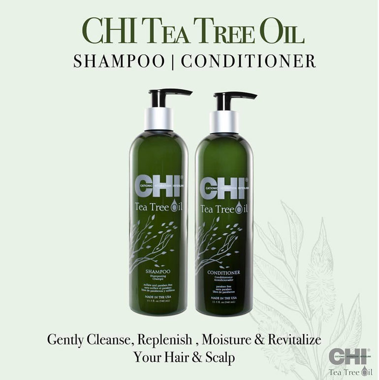 تشي بلسم للشعر بزيت شجرة الشاى 340مل - CHI - 440EGP - Buy it from GlossCairo.com