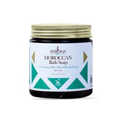 صابون مغربى بزيت الزيتون 300 جم  – Africana NPC - Glosscairo - Egypt
