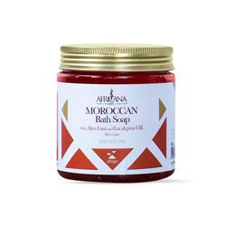 صابون مغربى عكر فاسى 300 جم  - Africana NPC - 99.00EGP - Buy it from GlossCairo.com
