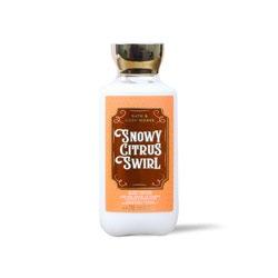 لوشن للجسم 263 مل Snowy Citrus Swirl – Bath & Body Works - Glosscairo - Egypt