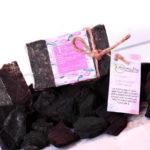 صابونة الفحم النشط برائحة اللافندر 100جم – Aphrodite