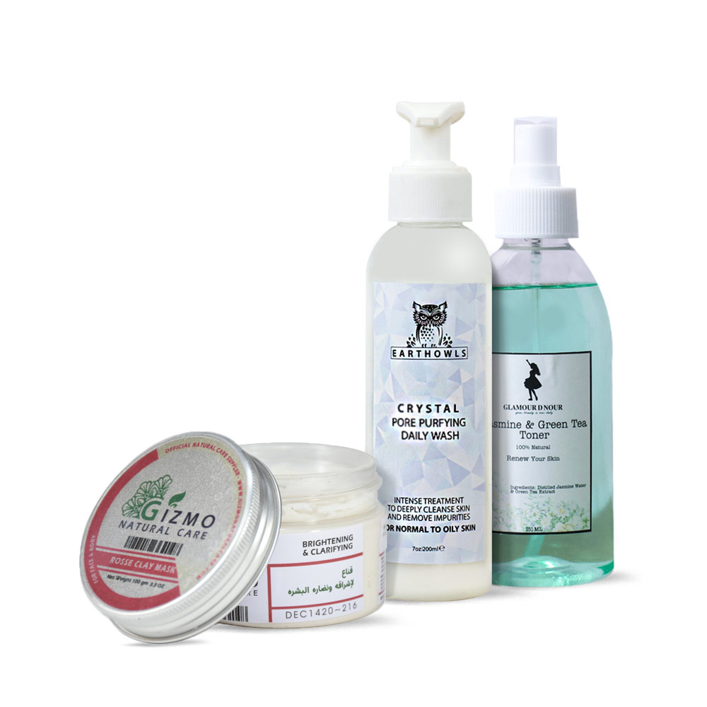 Acne Skin Care - 340EGP - Buy it from GlossCairo.com