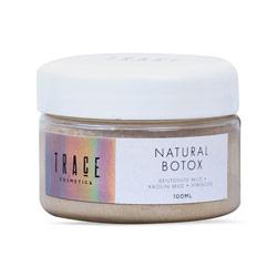 ماسك البوتوكس بالطين الطبيعي والكركديه - Trace Cosmetics - Glosscairo - Egypt