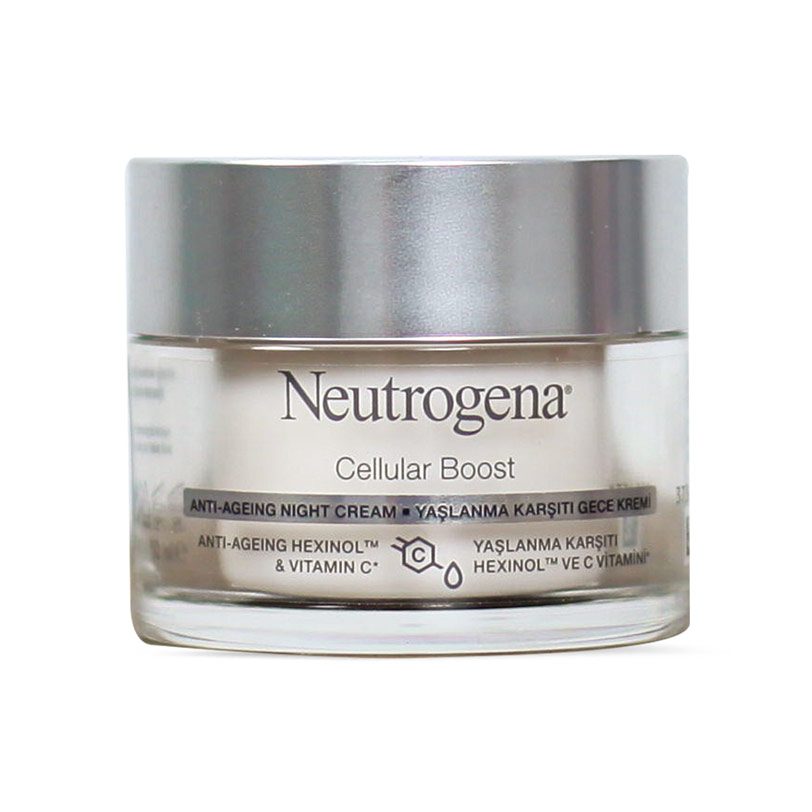 كريم ليلي مقاوم لعلامات تجاعيد البشرة - Neutrogena - 300.00EGP - Buy it from GlossCairo.com