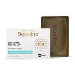صابونة لتفتيح البشرة بالصلصال للبشرة الدهنية 85 جرام – Beesline - Glosscairo - Egypt