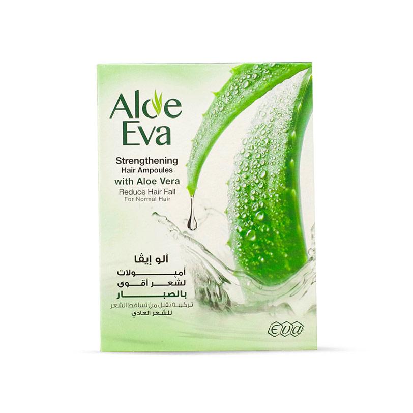 الو ايفا امبولات الشعر بالصبار - Eva - 45EGP - Buy it from GlossCairo.com